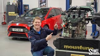 My Focus RS is Getting 500hp at Mountune! | PROJECT PART 7