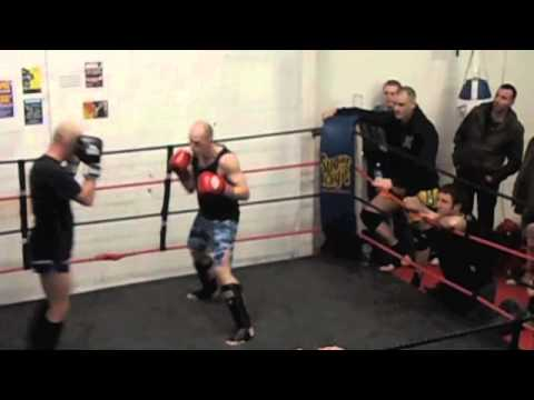 Bill Martin Eilean Siar Muay Thai @Eclipse Glasgow Interclub March 2011