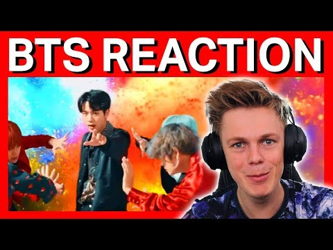 BTS (방탄소년단) 'DNA' Official MV - REACTION!