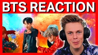 BTS (방탄소년단) 'DNA' Official MV - REACTION!