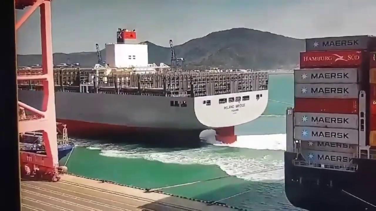 乗せ て もらい まし コンテナ た に 船