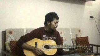 Baatein Kuchh Ankahee si-- Life in a Metro on Guitar with Chords