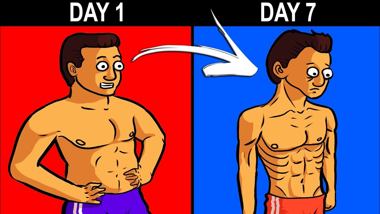 What Happens If You Eat Nothing For 7 Days