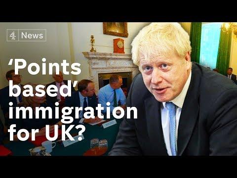 Boris Johnson promises