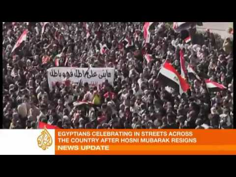 Dramatik! Tumbangnya Seorang Diktator - Hosni Muba...