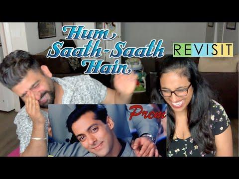 Download Hum Saath Saath Hai Revisit Reaction | Only Desi | RajDeepLive