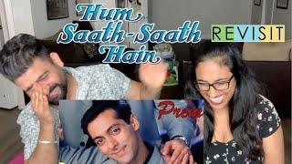 Hum Saath Saath Hai Revisit Reaction | Only Desi | RajDeepLive