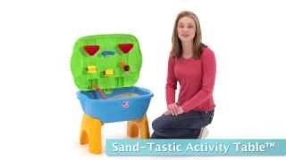 Step2 Sand-tastic Activity Table