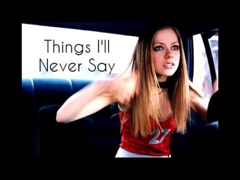 Avril Lavigne Greatest Hits (Non Singles)