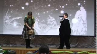 Сказка Снежная Королева