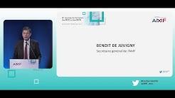 19e journée de formation RCCI & RCSI - Discours de Benoît de Juvigny