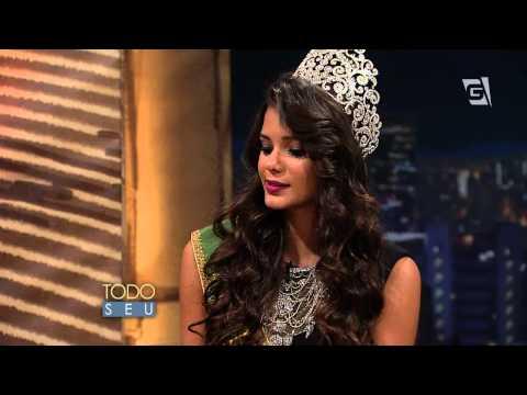 Todo Seu - Visão Feminina - Papo de Miss - Fernanda Lemes e Jakelyne Oliveira - 12/08/2014