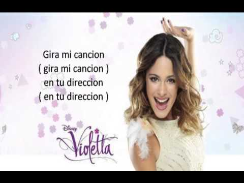Violetta saison 3 en gira paroles letra youtube - Violetta chanson saison 3 ...
