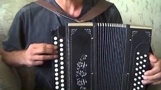 """Уроки игры на гармони. Урок №5 - """"змейки"""" из аккордов"""