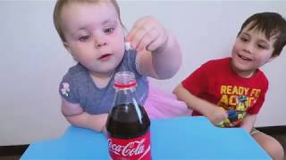 Coca Cola Finger Family Song Nursery Rhymes for Kids by Fidget Ed