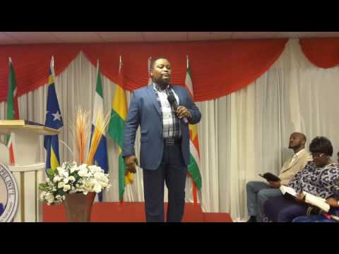 TBCI WOMEN'S WEEK CELEBRATION SERMON BY REV. JERRY BENEFITS OF WOMEN PT1 12/05/2017