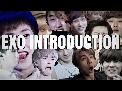 Introducing EXO! (ot12)