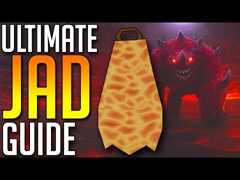 [OSRS] In-Depth JAD Guide (2018 Easy Fire Cape)