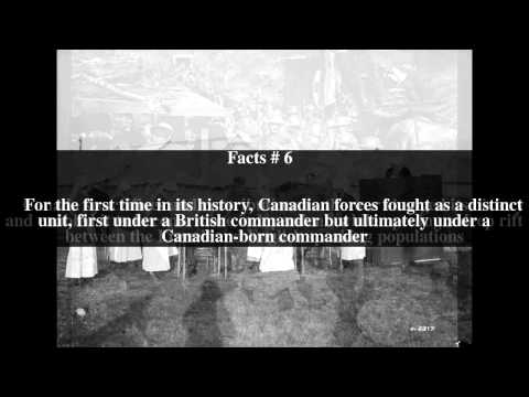 Military history of Canada during World War I Top # 10 Facts