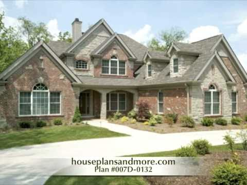 Traditional homes video 1 house plans and more youtube for Conventional homes