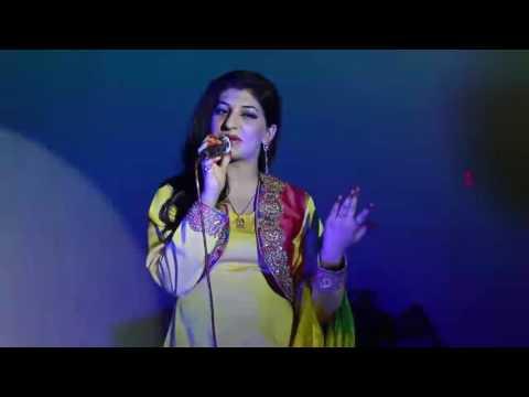 Razia Bahar De Shab Gul Man New Dari Song 2016 HD