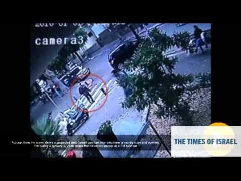 Arab Israeli gunman kills 2 in Tel Aviv shooting attack
