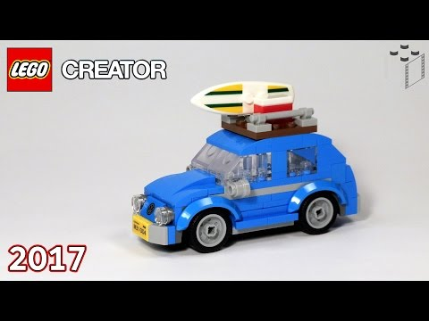Lego Creator 40252 Free VW Mini Beetle