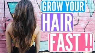 10 WAYS you are DAMAGING your Hair!   Tips to grow your hair FAST!