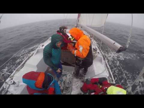 Ski & Sail Norway 2016, Lyngen Alps