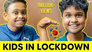 Eruma Saani | KIDS IN LOCKDOWN