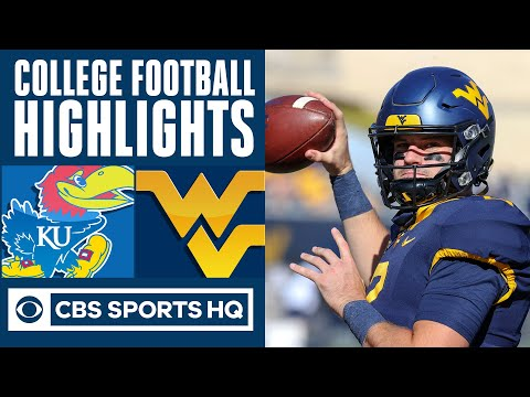 Kansas vs West Virginia: Mountaineers take care of Jayhawks at home | CBS Sports HQ