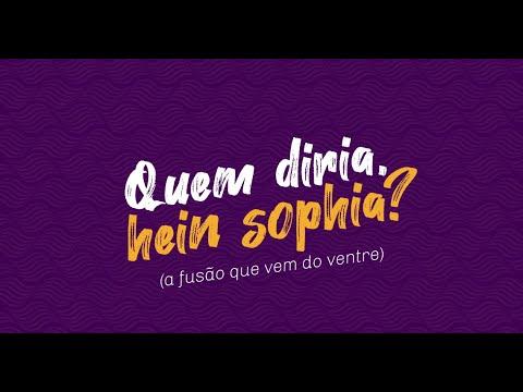 """Banco de Talentos  - episódio piloto: """"Quem diria, hein Sophia? – A fusão que vem do ventre"""""""