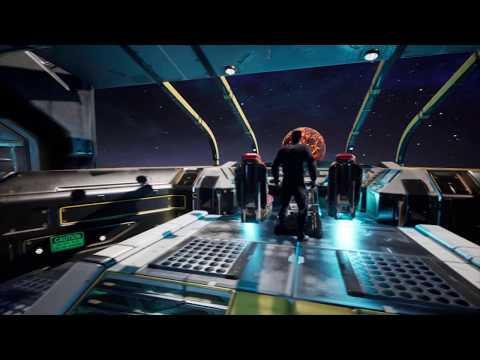 Alien Hunt Origin (Short Animated Film) 4K Resolution option