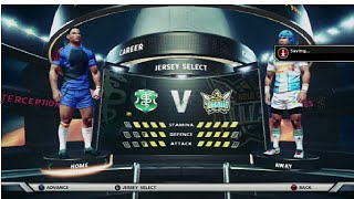 Rugby League Live 2 - Be A Pro (Round 1)