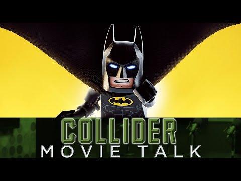 New LEGO Batman Trailer, Starship Troopers Reboot Coming - Collider Movie Talk
