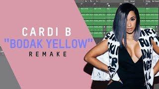 Making a Beat: Cardi B - Bodak Yellow