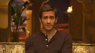 Jake Gyllenhaal On Parkour