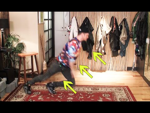 MOST AMAZING DANCE MOVE