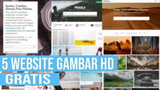 5 situs download gambar free bebas hak cipta cocok buat blogger dan youtuber