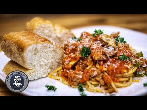 How to make Spaghetti – Easy Recipes – Italian Food