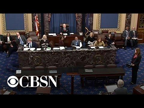 GOP senators remain