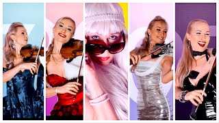 Violin Evolution by Angie - 1700 to 2030 !