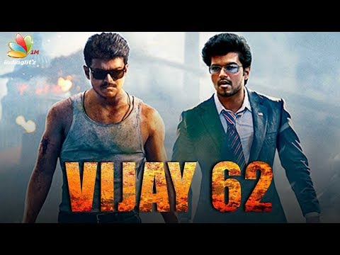 Thalapathy 62 : Vijay, AR Murugadoss Tamil Movie | Latest after Mersal, First Look
