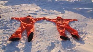 Путешествие ДЕТЕЙ на Северный полюс! («Масленница: Северный полюс» – документальный фильм)