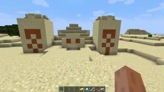 Ключ для генерации мира minecraft. Храм в пустыне(1.8)(Ключ для генерации мира minecraft. Храм в пустыне. Сид. Рабочие версии - 1.8-1.8.9(так же работает на некоторых других..., 2016-01-04T15:47:36.000Z)