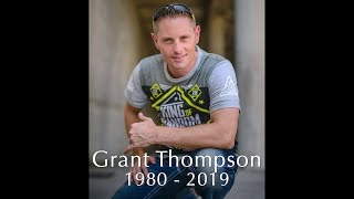 R.I.P Grant Thompson (T.K.O.R) 1980-2019