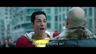 Shazam! - Oficjalny zwiastun PL #5 napisy