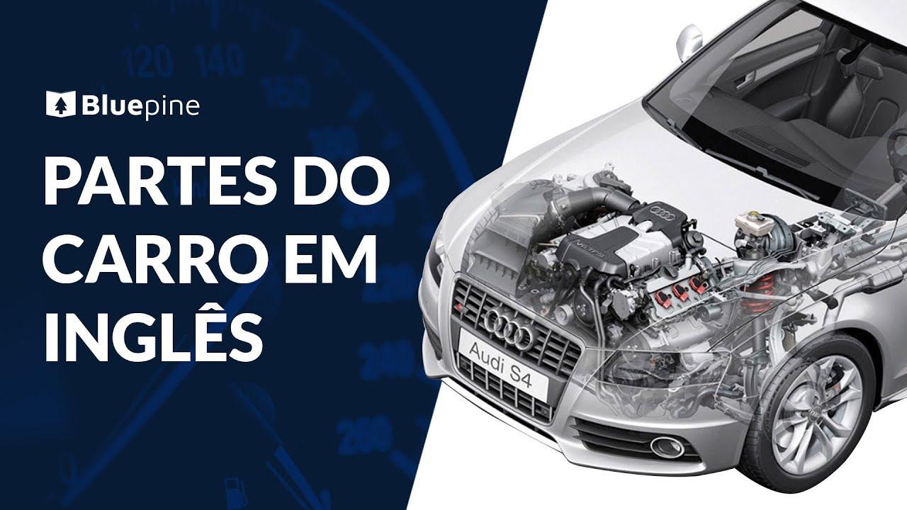 Carro In English >> Car Parts In English