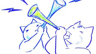 ブブゼラ(効果音)Vuvuzela Stadium Horn ( Sound Effect )