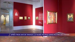 Yvelines | Après trois ans de travaux, le musée Maurice Denis rouvre ses portes